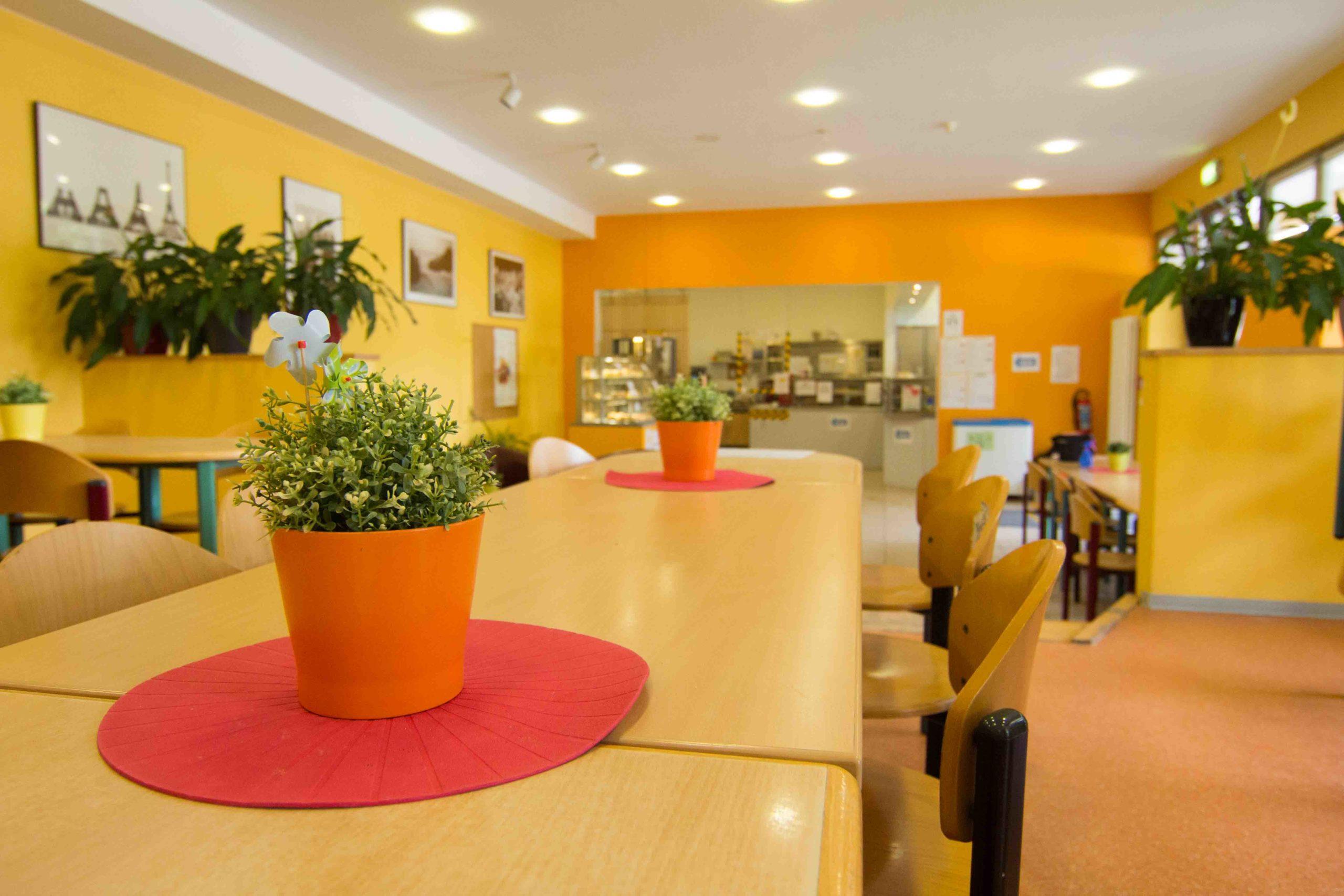 Walter-Lübcke-Schule – Cafeteria