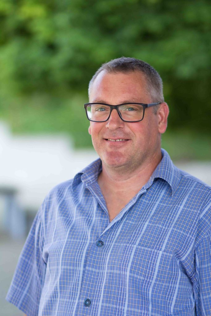 Oliver Rest – Walter-Lübcke-Schule – Leiter Realschulzweig