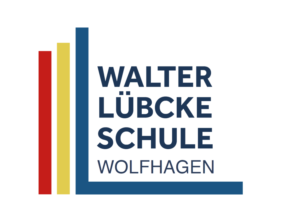 Das Logo der Walter-Lübcke-Schule