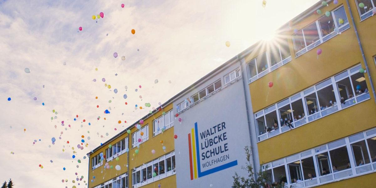 Die Walter-Lübcke-Schule in Wolfhagen