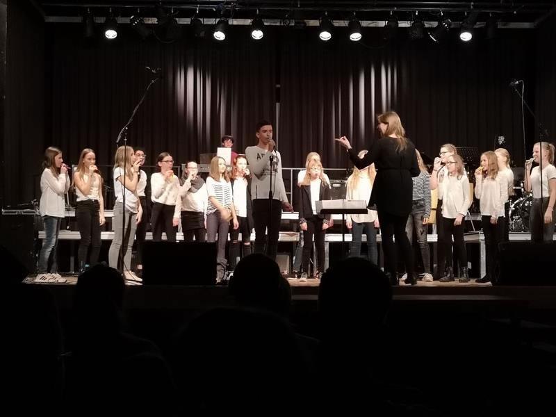 Unterstufen-Chor